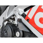 Sturzpads Aprilia RSV4 RR/RF Crash-Pad / Slide Protector / New Design-Version
