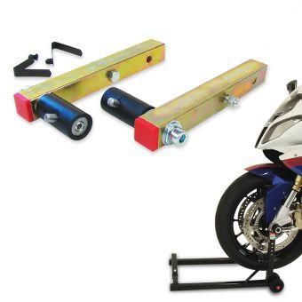 Ständeraufnahme Front / Vorne Pin&Radial-Adapter