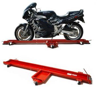 RS3000-ECO einfaches Rangiersystem / Motorradständer Bike-Mover 500 kg