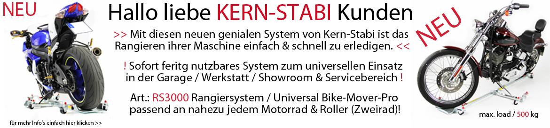 Kern-Stabi Montageständer Banner 2
